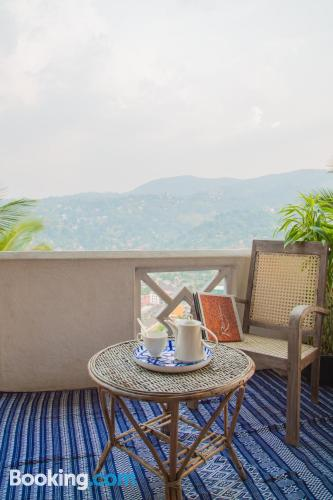Apartment in Kandy with terrace
