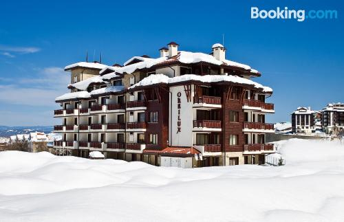 Place for two in Bansko with terrace