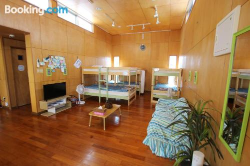 Home with wifi in best location of Motobu.