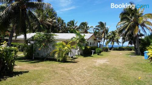 Apartamento con conexión a internet en Rarotonga.