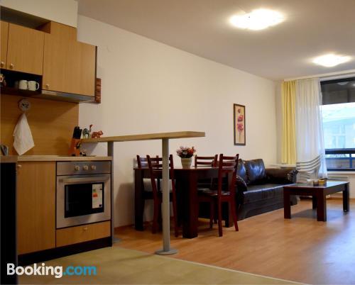 Amplio apartamento en Bansko. ¡wifi!.