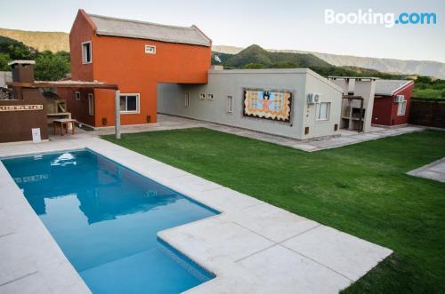Apartment in San Fernando del Valle de Catamarca perfect for 6 or more.