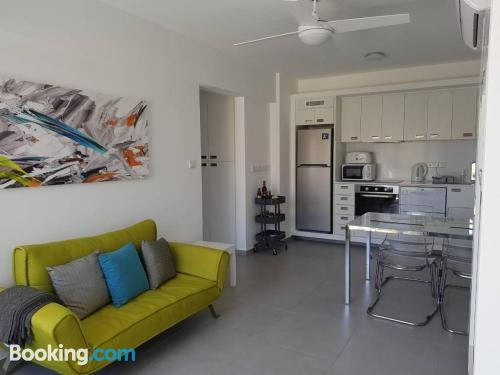 Two bedroom home with heat and internet