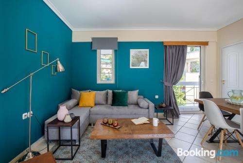 Perfect 1 bedroom apartment. Enjoy your terrace