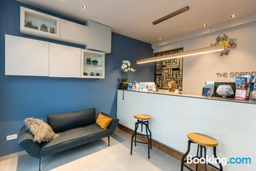 Apartment with terrace. Sleeps two people