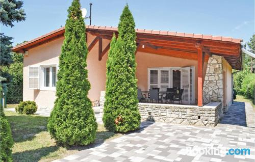 Apartment for groups in Zamárdi with 3 bedrooms