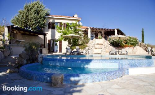 Exclusive Hilltop Panoramic Villa with infinity pool