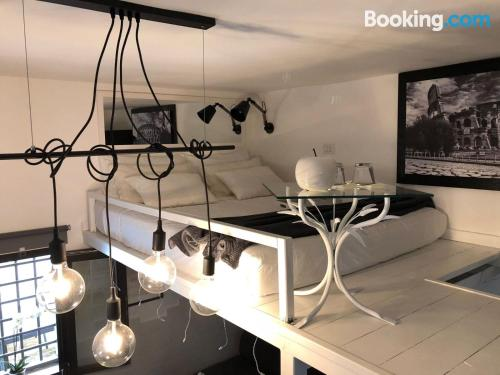One bedroom apartment in Rome with terrace