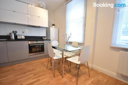 Perfect one bedroom apartment. London at your hands!