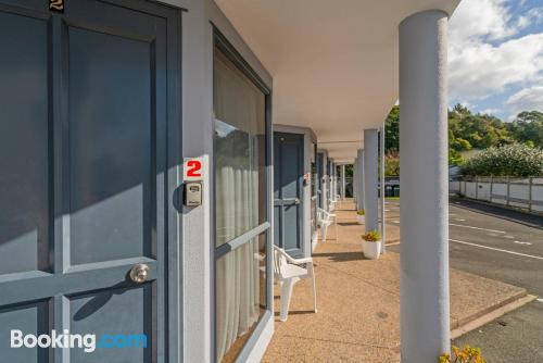 Apartment in Whitianga with internet.
