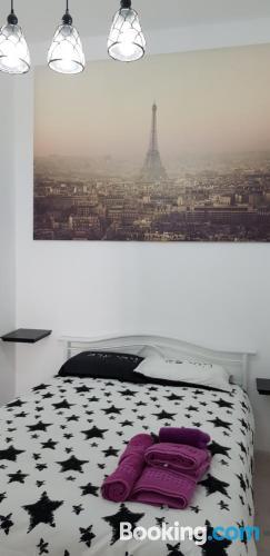 1 bedroom apartment in Netanya for 2 people