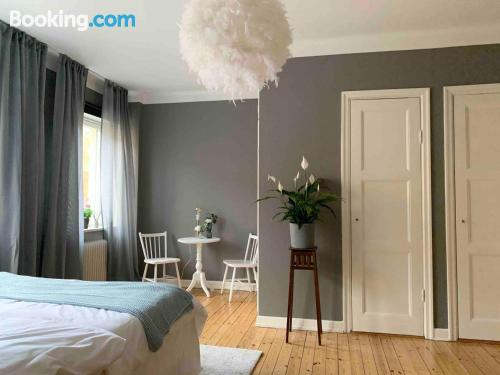 One bedroom apartment place in Stockholm. Wifi!.