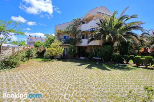 Apartamento en Bibinje con terraza