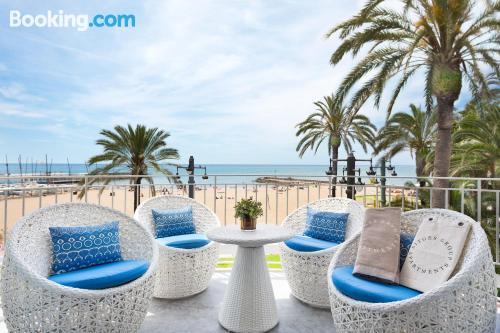 Apartment in Sitges in amazing location