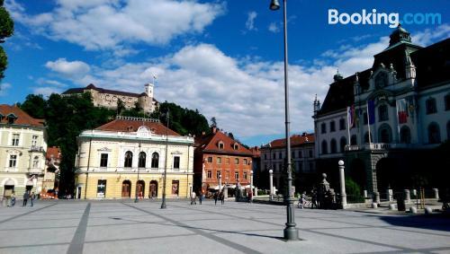 Apartamento bonito en Liubliana