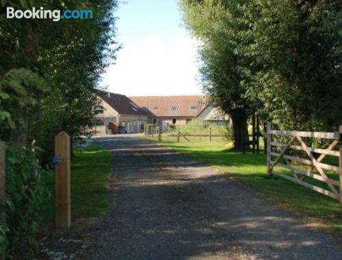 Great for six or more in Lo-Reninge.
