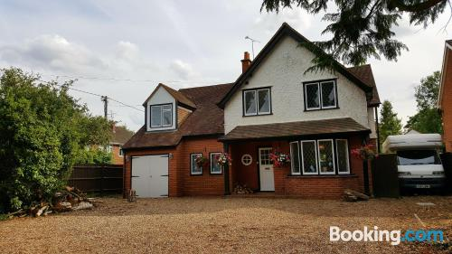 Home for couples in Wokingham with terrace