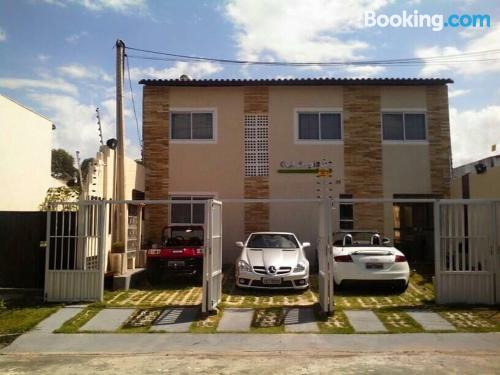 Apartment in Fortaleza. For 2 people.