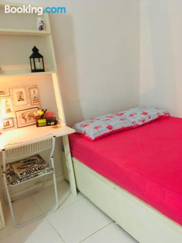 Place for two people. 25m2!