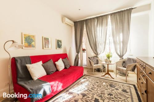 Convenient apartment in central location of Rome