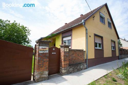 Cuco apartamento parejas en Siklós