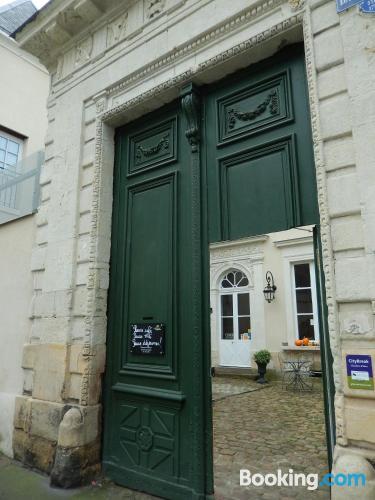 Apartamento con vistas en Angers