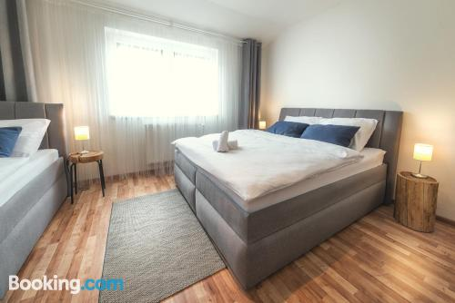 Two bedroom home in Liptovský Mikuláš with internet