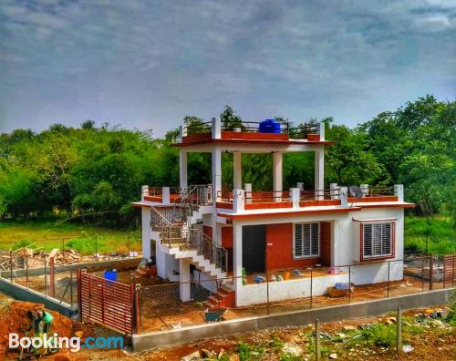 Dream in Alibaug with terrace.