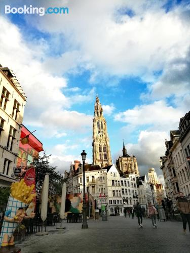 Apartment in Brussels in great location