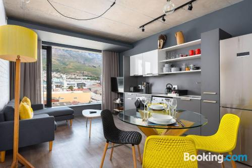 Cute apartment in Cape Town with pool.