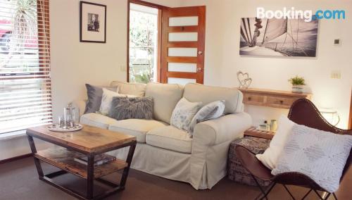 Apartamento perfecto. ¡aire acondicionado!.