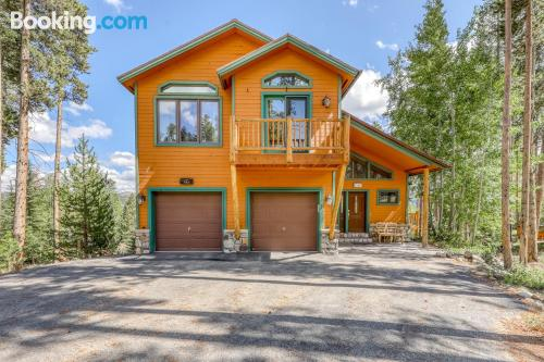 Place in Breckenridge. Great for groups
