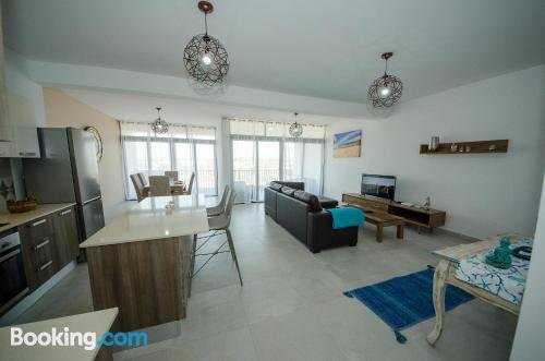 Apartment with internet in Marsaskala.