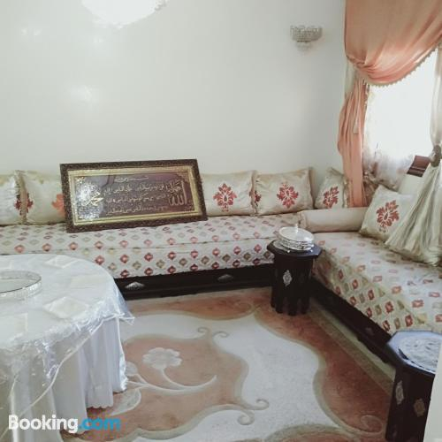 Home in Temara great for groups.