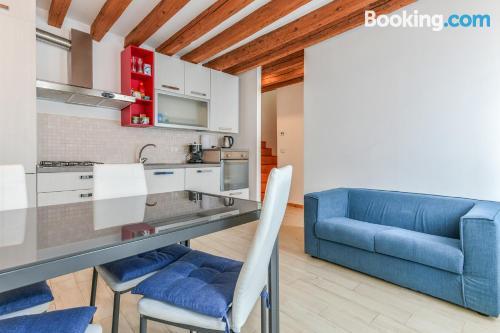 Appartamento di 80m2 a Venezia. Con due camere