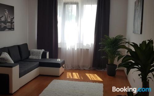 Cuco apartamento parejas en Budapest.
