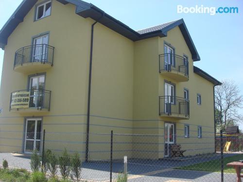 Apartamento en Sarbinowo con conexión a internet