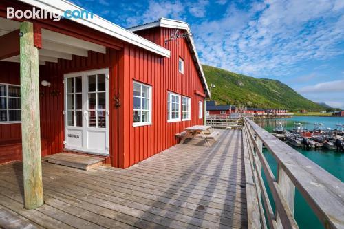 Apartamento perfecto ¡con terraza!.
