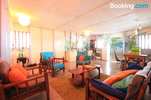 2 bedroom home in Bocas Town with terrace