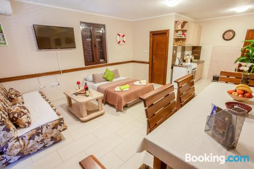 Child friendly home in Tivat.