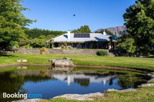 Place in Arrowtown convenient for families.