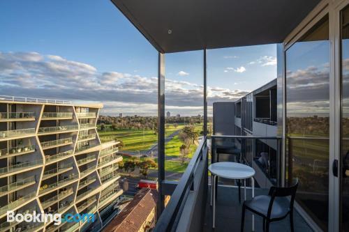 Apartamento perfecto en Melbourne.