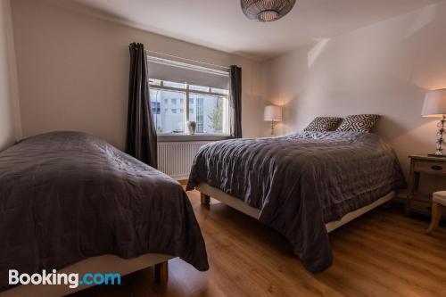 80m2 apartment in Selfoss. Huge!.