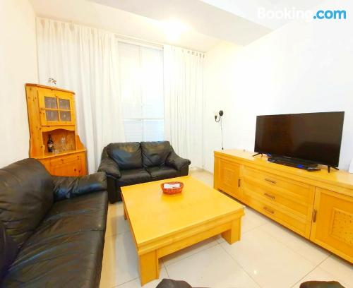 Family friendly home in Netanya.