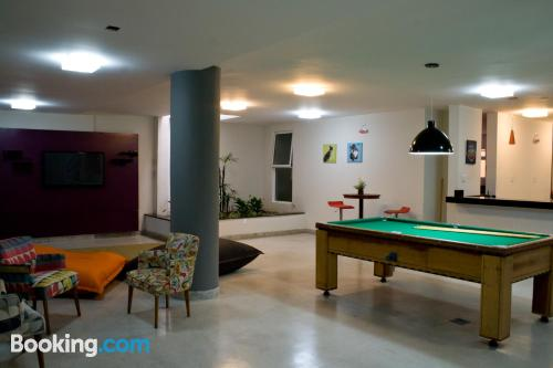 Apartment with terrace. Perfect for solo travelers