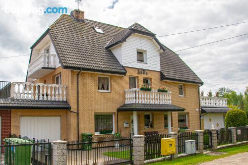 Apartamento con wifi en zona inmejorable de Chłopy.