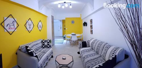 Dos habitaciones en zona centro en Kanoni