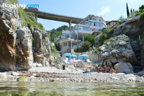 Dobra Voda place with swimming pool and terrace