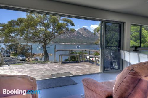 Gran apartamento en Coles Bay. ¡Perfecto!
