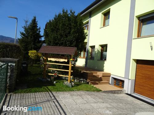 Apartamento con terraza en Radovljica